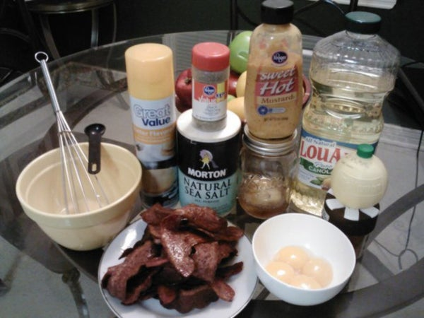 Spicy Bacon Mayo!!!