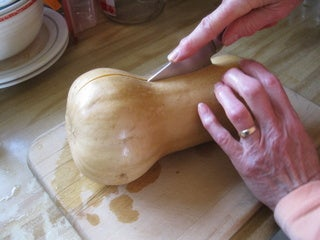 Butternut Squash...Individual Servings