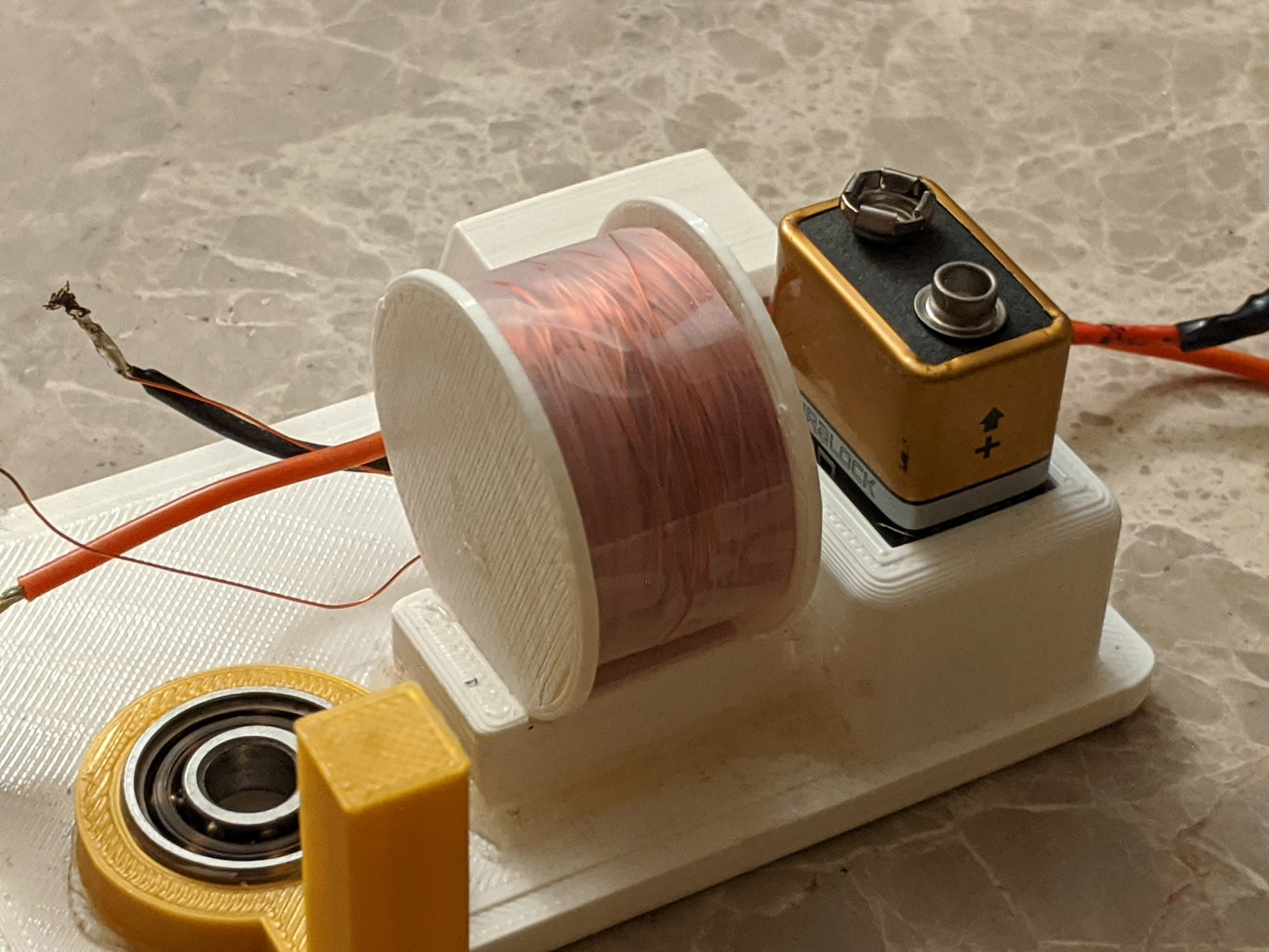 Making the Coil