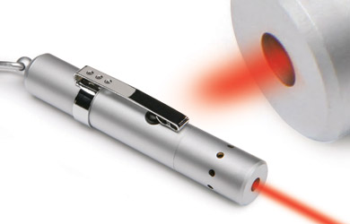 Laser Perimeter Alarm