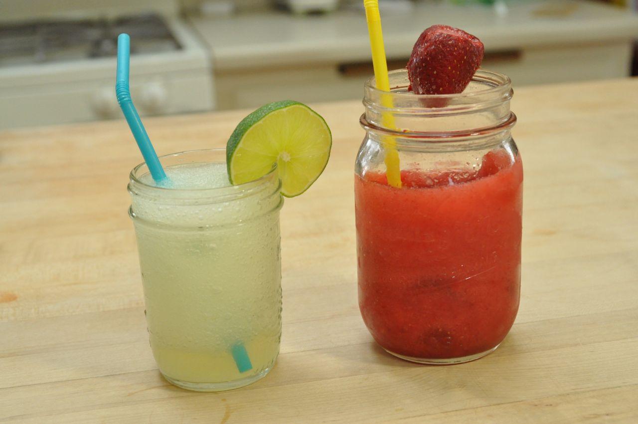 Mason Jar Margaritas & Cordless Drill Daiquiris