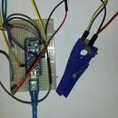 Control de un servomotor con un Arduino Nano y el acelerómetro ADXL345 [En Español] [Ecuador]