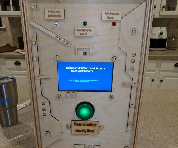 Raspberry Pi Photo Booth / Box