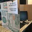 Tabletop Office Cube for Under $3