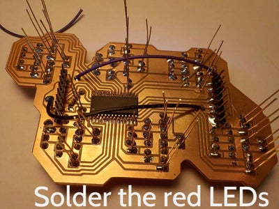 LED Driver Board Construction