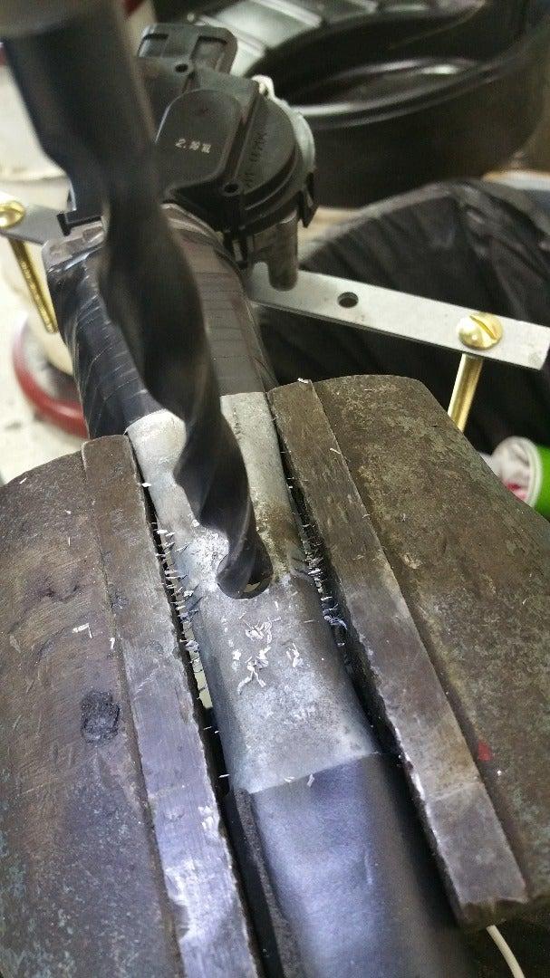 Beginning of Wiring