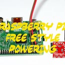 RASPBERRY PI FREE STYLE POWERING (RPI POWER SUPPLY HACK)