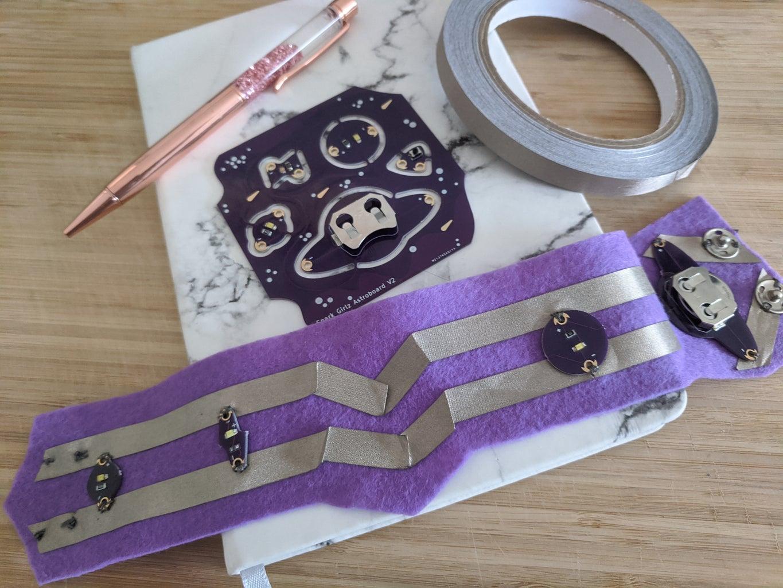 Wearable Tech for Kids: Hero Armband
