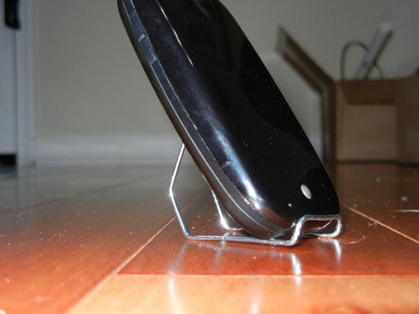 Simple Phone Stand.
