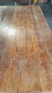Making the Table Top