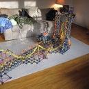The Phoenix- A K'nex Roller Coaster