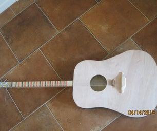 Build an Acoustic Guitar