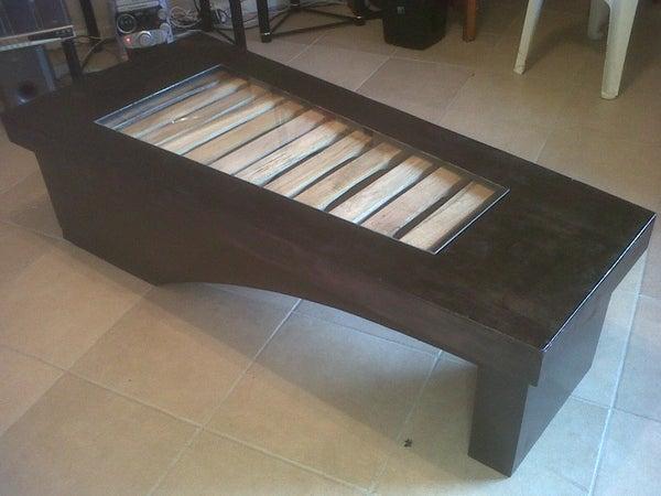 Marimba / Xylophone / Coffee Table