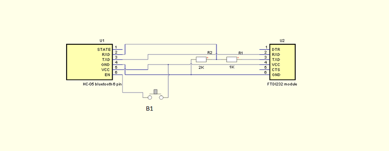 Preparation of the Bluetooth Module