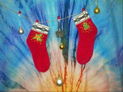 Cute Christmas Socks