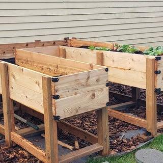 Waist High Planter Box