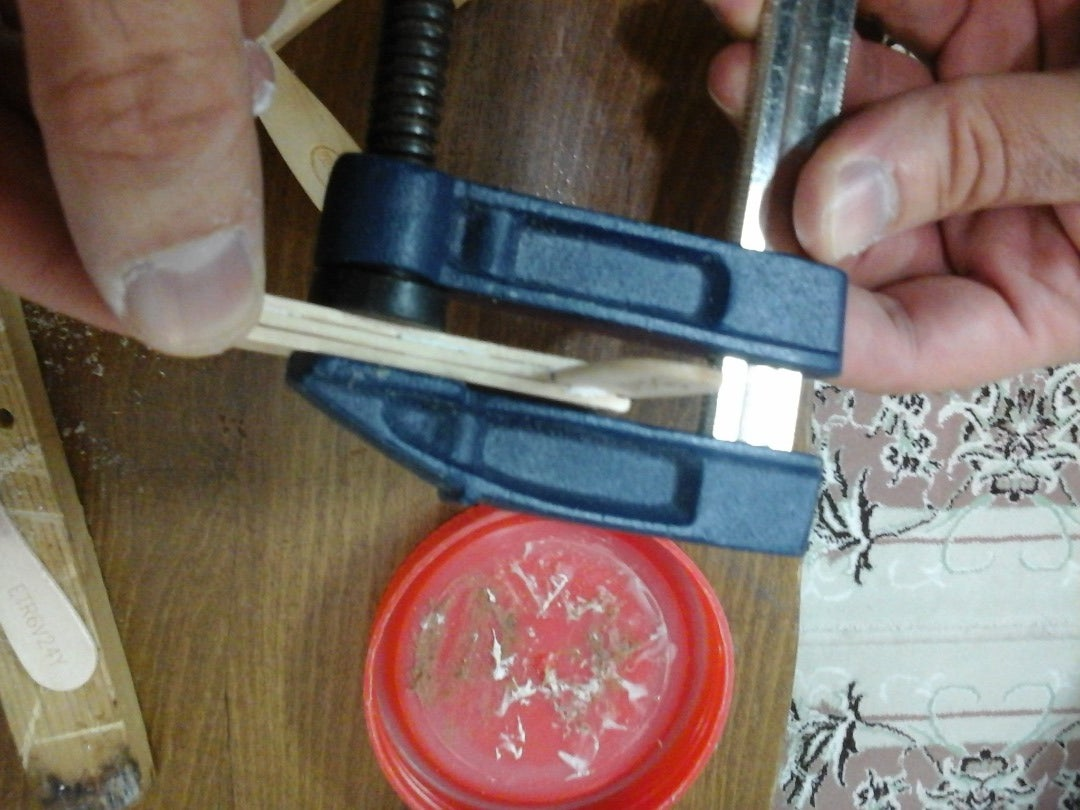 Bind Main Body and Vertical Rudder