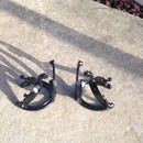 Horseshoe  & Spur Book Ends
