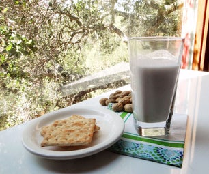 Peanut Milk - Nutrient Drink for Whole Family.