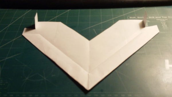 How to Make the Omniwing Paper Airplane