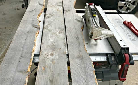 Pallet-style Serving Tray DIY