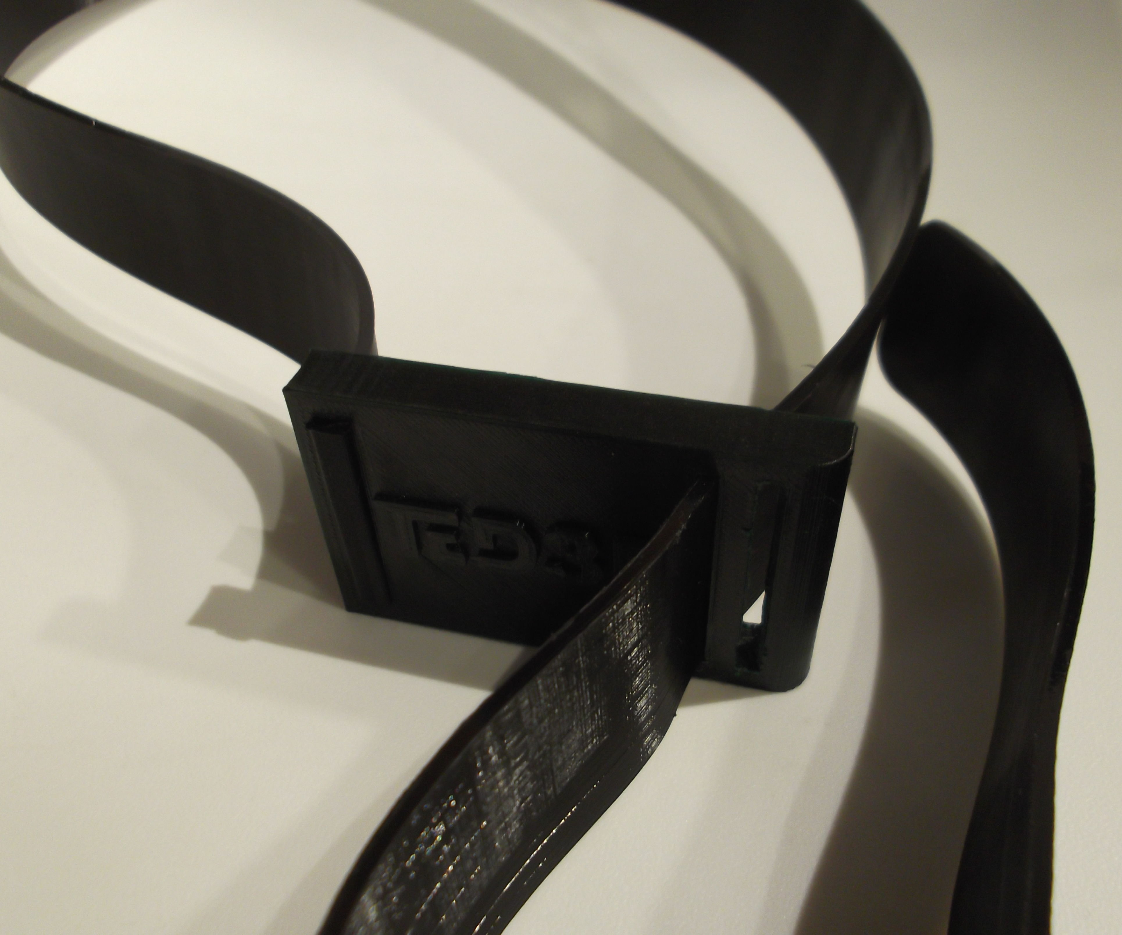 3D PRINTED BELT AND BUCKLE-REMIX