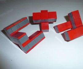 Lego Puzzle Cube