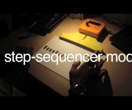 Draw It Yourself - MIDI controller with conductive ink