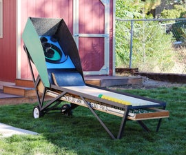 Portable Skeeball Game