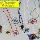 DIY Character Necklaces - Disney: Finding Dory, Doc McStuffins & More!