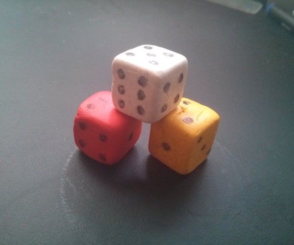 Make Dices Out of Sugru!