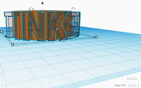 Designing Your Ring in TinkerCAD Pt4