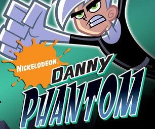 Danny Phantom and Sam Halloween Costumes