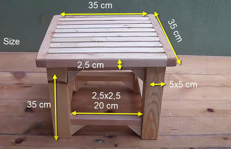 Measure the Bench Space