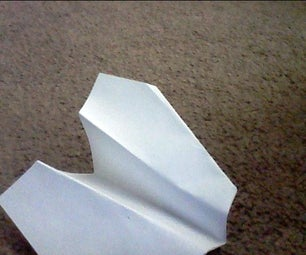 Cool Accurate Paper Airplane