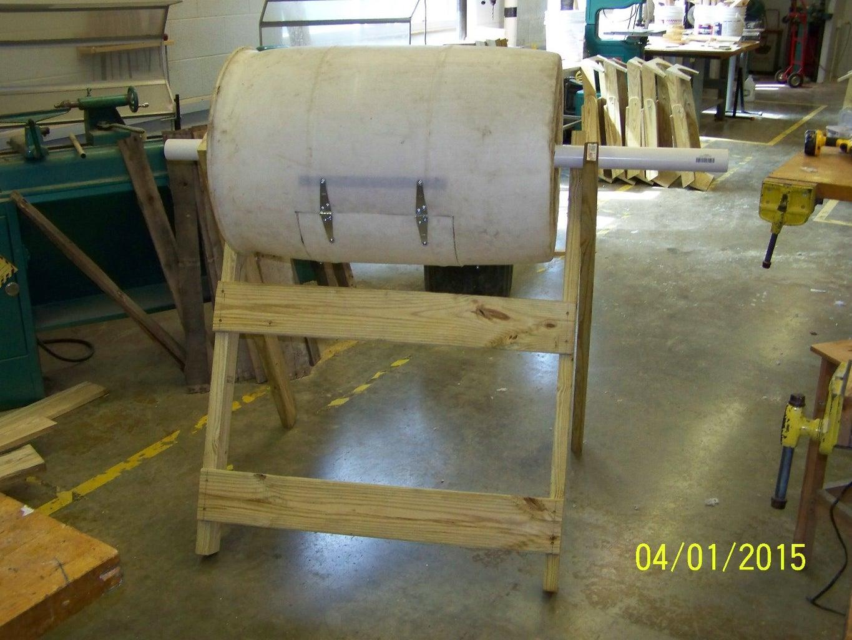 Finshed Barrel