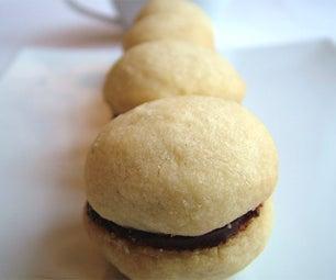 Viennese Biscuit Recipe
