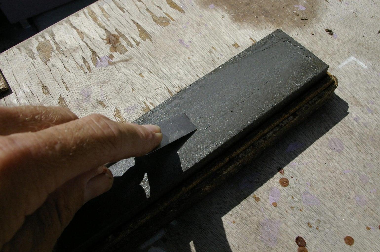 The (not Swivel) Knife