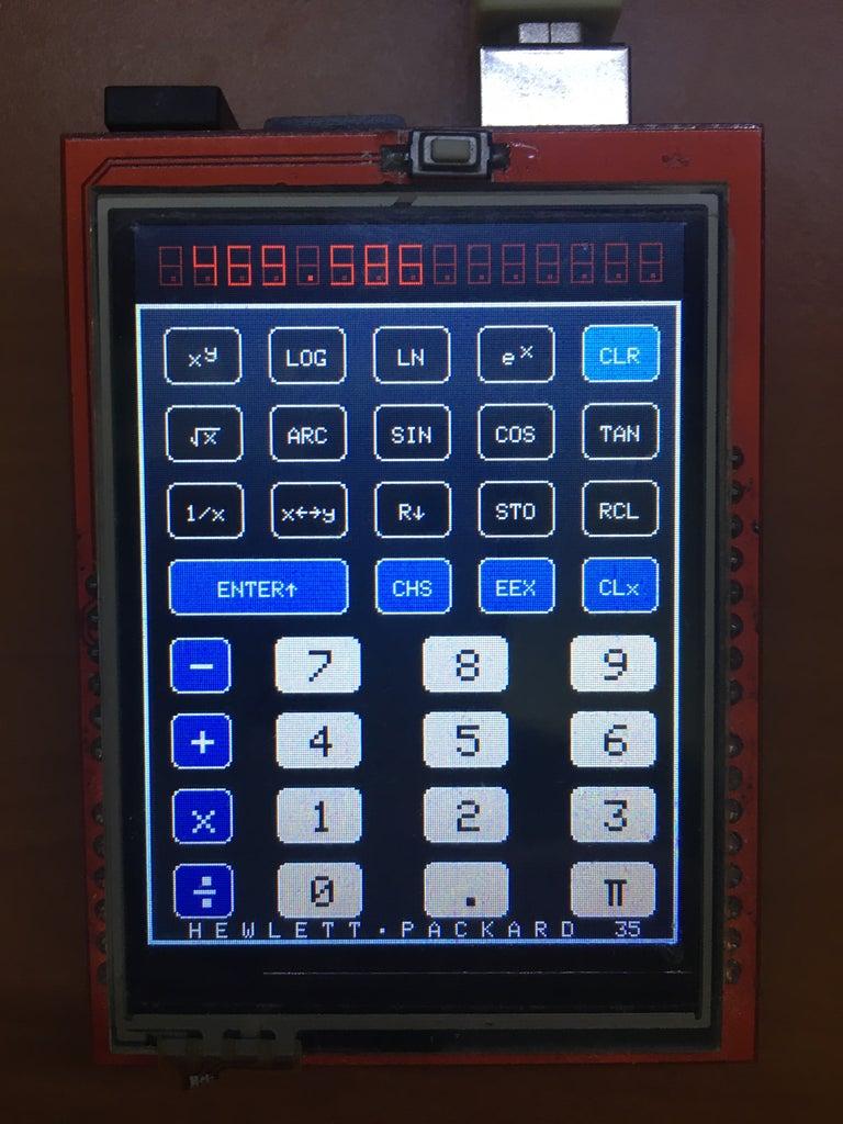 Combine Arduino Uno With TFTLCD Shield