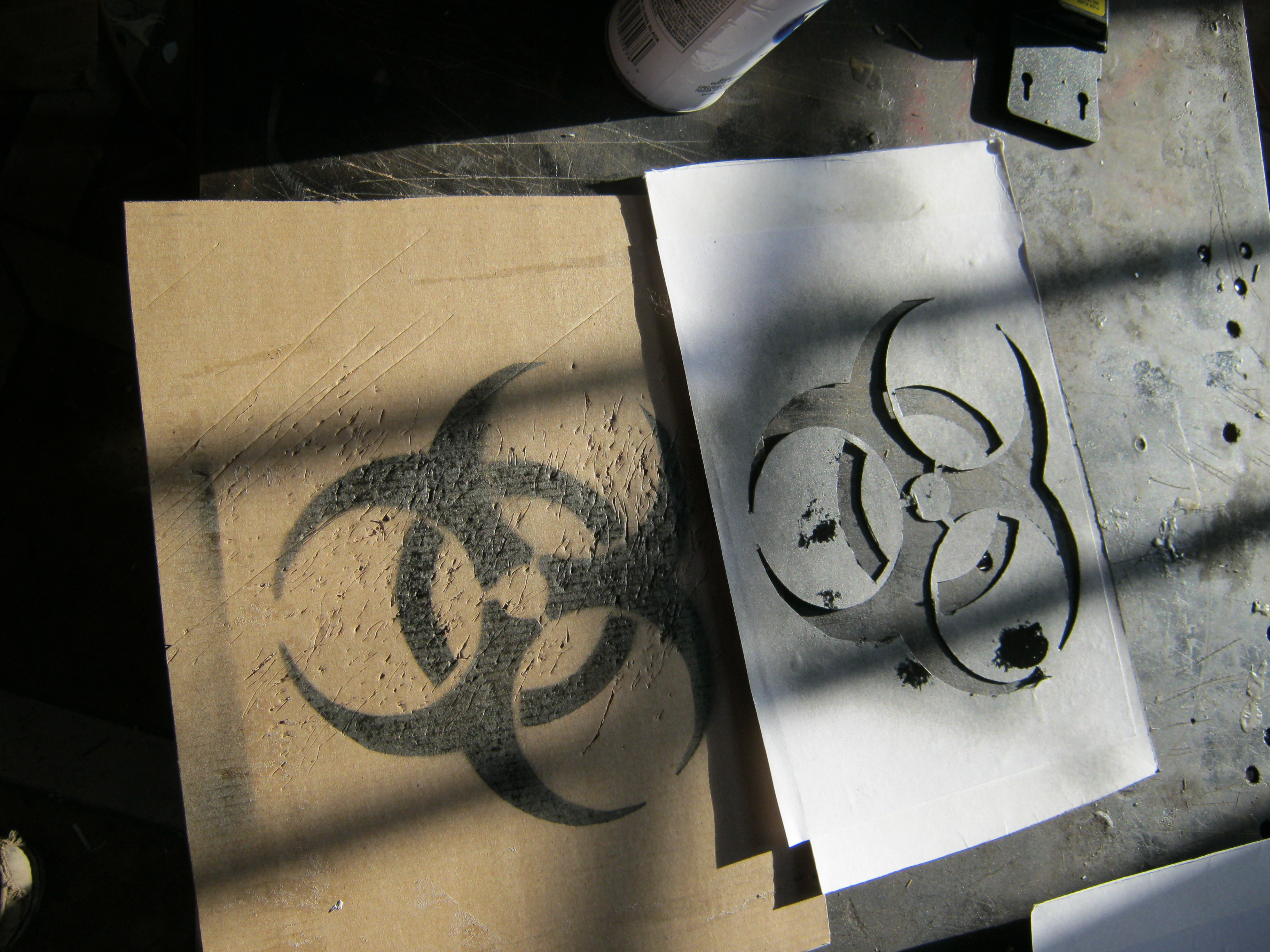 stencils are easy (usualy)