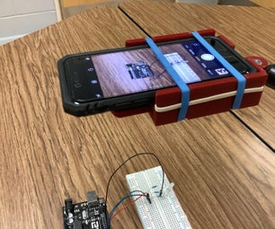 Turn Your Cellphone Into a Document Camera
