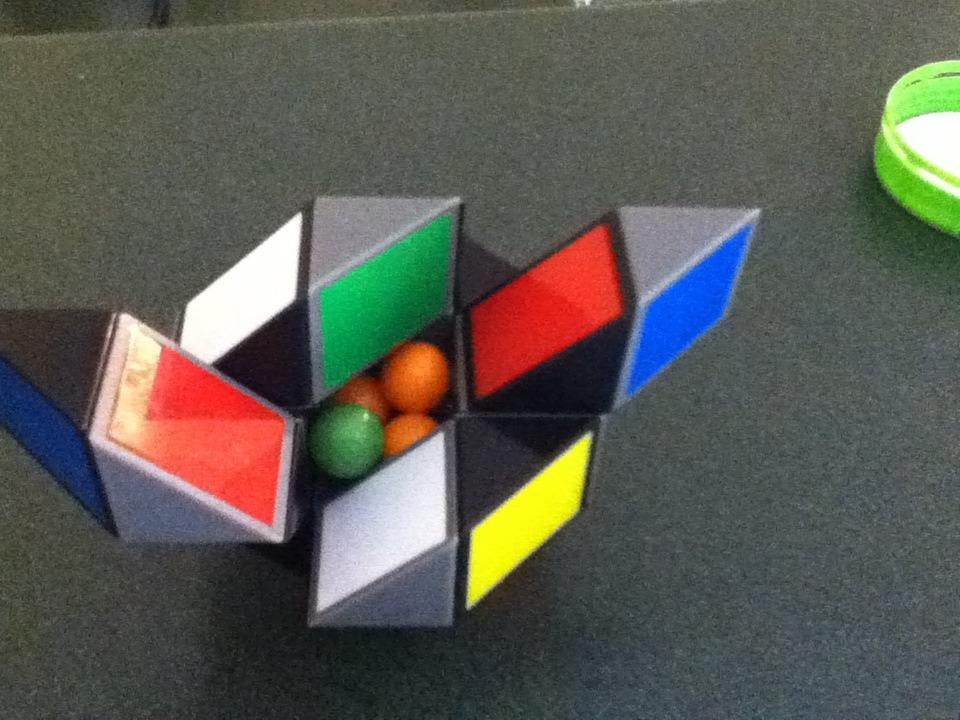 The Rubix Hideaway