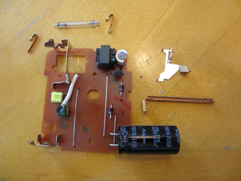 Electronics: Step 1