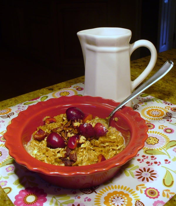 COFFEE OATMEAL- Two Delicious Fast Recipes to Jump Start Your Day!