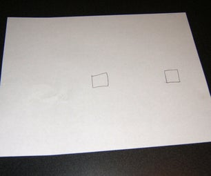 How to Draw 2 Unconnected Squares Without Lifting Your Pencil