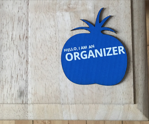 The Incredibly Over-Engineered Name Tag – How I Made a Name Tag With a Laser & Vinyl Cutter