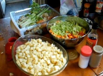 Home Canning Low Carb Beef Stew