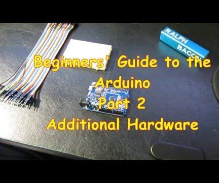 #4 Beginner's Guide to Arduino Hardware Part 2