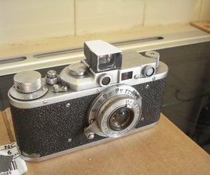 35mm Viewfinder for Leica, Fed, Zorki Cameras