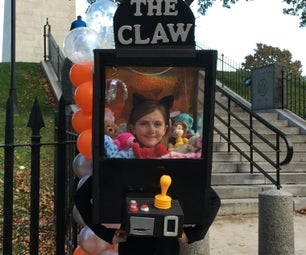 The Claw Machine Costume